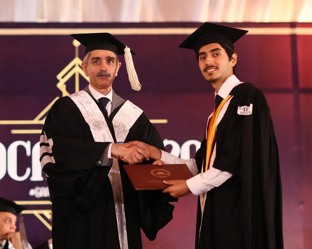 LUMS Graduation Ceremony 2017